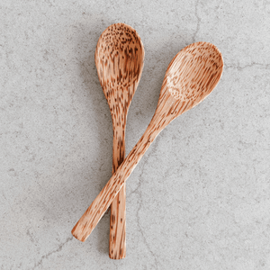 Wooden Coconut Spoon
