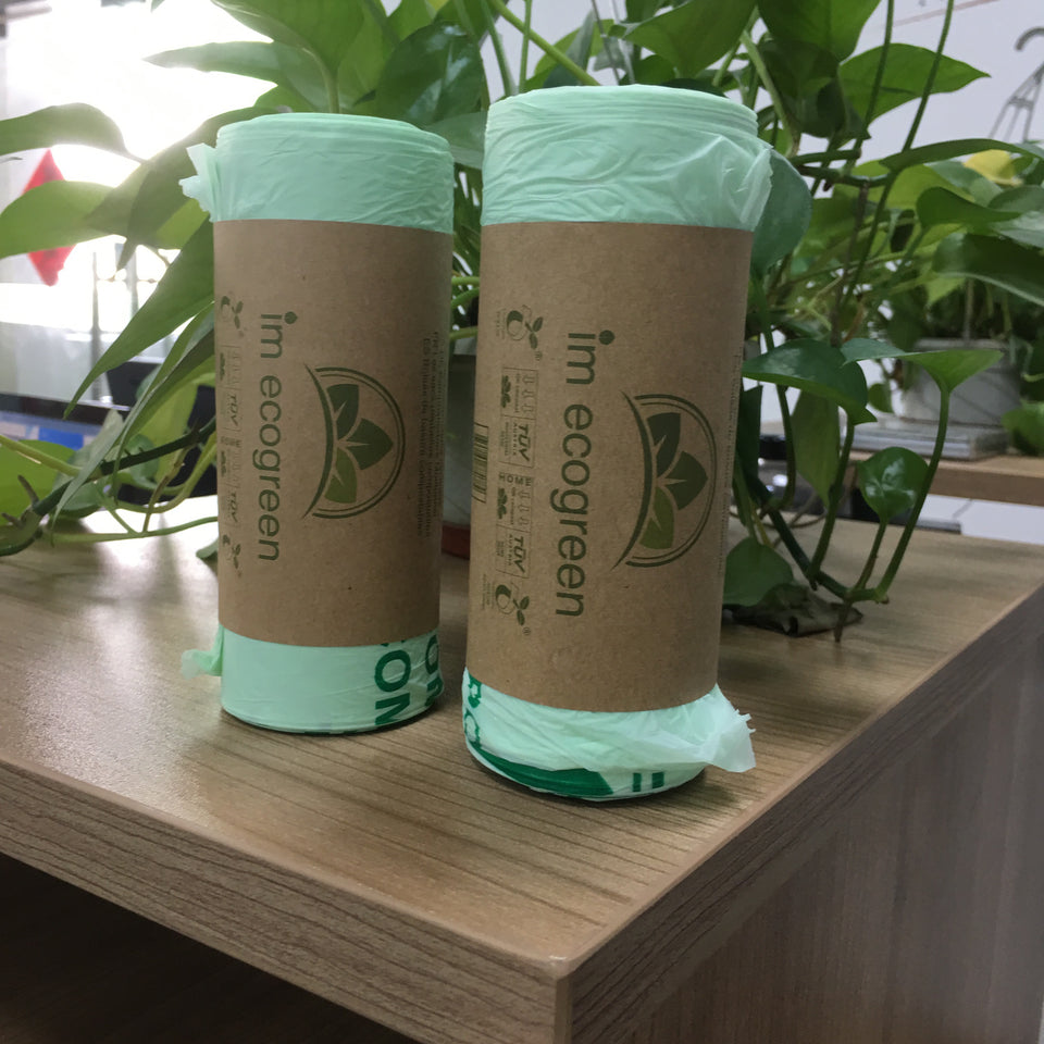 compostable trash bags