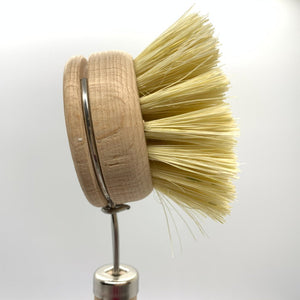 Wooden and Sisal Dish Brush