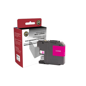 Clover Imaging Group 118105 Remanufactured High Yield Magenta Ink Cartridge (Alternative for Brother LC203M) (550 Yield)