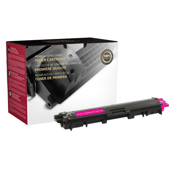 Clover Imaging Group 200733P Remanufactured High Yield MagentaToner Cartridge (Alternative for  TN225M) (2,200 Yield) - Technology Inks Pro, LLC.