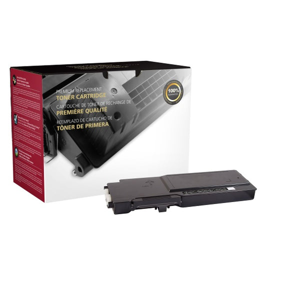 Clover Imaging Group 200810P Remanufactured High Yield Black Toner Cartridge (Alternative for  593-BBBU RD80W 593-BBBQ Y5CW4) (6,000 Yield) - Technology Inks Pro, LLC.