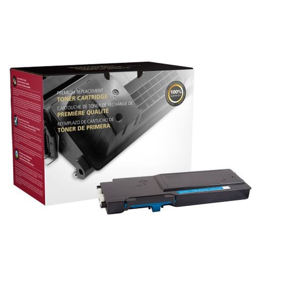 Clover Imaging Group 200811P Remanufactured High Yield Cyan Toner Cartridge (Alternative for  593-BBBT 488NH 593-BBBN TXM5D) (4,500 Yield) - Technology Inks Pro, LLC.