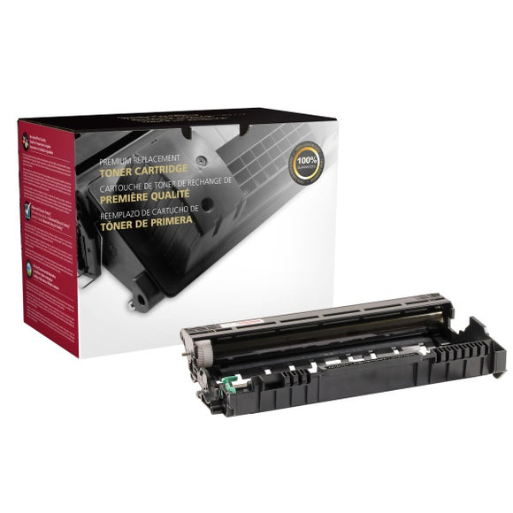 Clover Imaging Group 200835P Remanufactured Drum Unit (Alternative for Brother DR630) (12,000 Yield) - Technology Inks Pro, LLC.