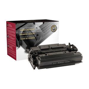 Clover Imaging Group 200897P Remanufactured High Yield Toner Cartridge (Alternative for HP CF287X 87X) (18,000 Yield) - Technology Inks Pro, LLC.