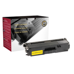 Clover Imaging Group 200913P Remanufactured High Yield Yellow Toner Cartridge (Alternative for  TN336Y) (3,500 Yield) - Technology Inks Pro, LLC.