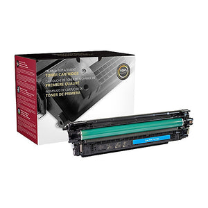 Clover Imaging Group 200938P Remanufactured Cyan Toner Cartridge (Alternative for HP CF361A) (5,000 Yield) - Technology Inks Pro, LLC.