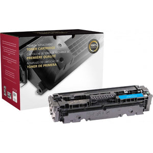 Clover Imaging Group 200946P Remanufactured Cyan Toner Cartridge (Alternative for HP CF411A) (2,300 Yield) - Technology Inks Pro, LLC.