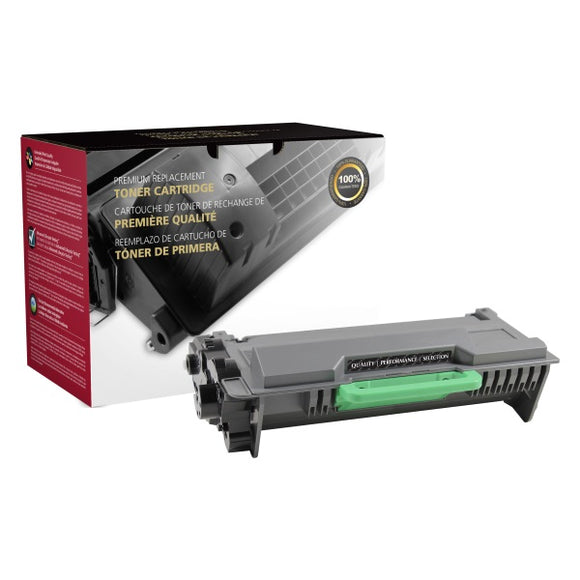 Clover Imaging Group 200991P Remanufactured High Yield Toner Cartridge (Alternative for  TN850) (8,000 Yield) - Technology Inks Pro, LLC.