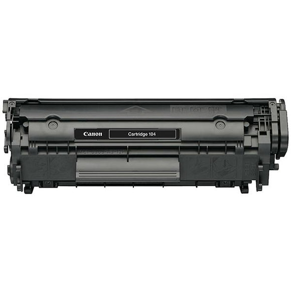 Canon 0263B001BA (104) Toner Cartridge (2,000 Yield) - Technology Inks Pro, LLC.