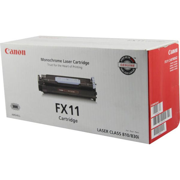 Canon 1153B001AA (FX-11) Toner Cartridge (4,500 Yield) - Technology Inks Pro, LLC.