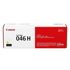 Canon 1251C001AA (CRG-046H) High Capacity (Yellow) Toner Cartridge (5,000 Yield) - Technology Inks Pro, LLC.