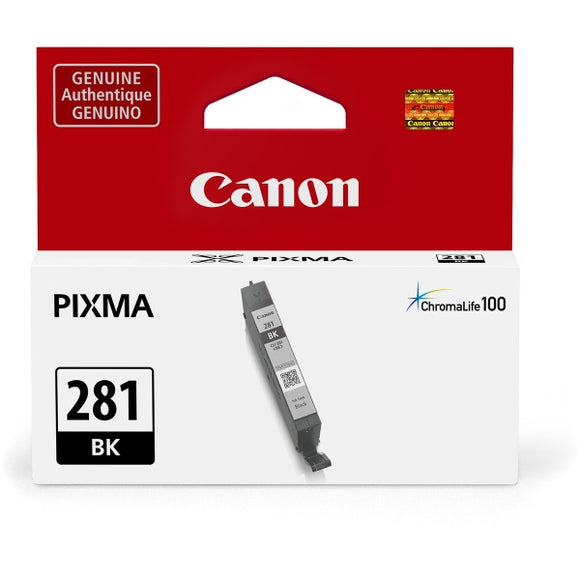 Canon 2091C001 (CLI-281) Black Ink Tank