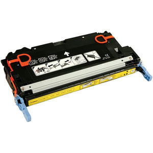 Canon 2575B001BA (CRG-117Y) Yellow Toner Cartridge (4,500 Yield) - Technology Inks Pro, LLC.