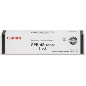 Canon 2788B003AA (GPR-48) Black Toner Cartridge (15,200 Yield) - Technology Inks Pro, LLC.