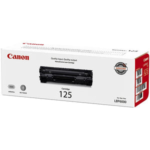 Canon 3484B001AA (CRG-125) Toner Cartridge (1,600 Yield) - Technology Inks Pro, LLC.