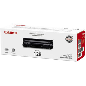 Canon 3500B001AA (CRG-128) Toner Cartridge (2,100 Yield) - Technology Inks Pro, LLC.