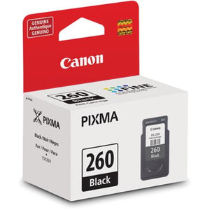 Canon 3707C001 (PG-260) Black Ink Cartridge