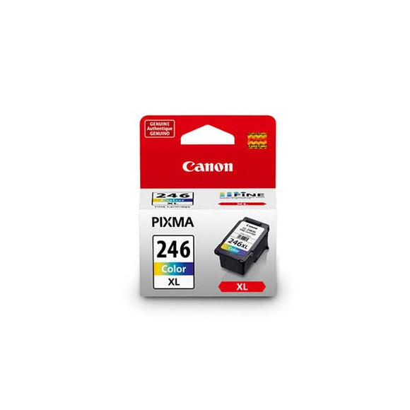 Canon 8280B001 (CL-246XL) High Yield Color Ink Cartridge (300 Yield)