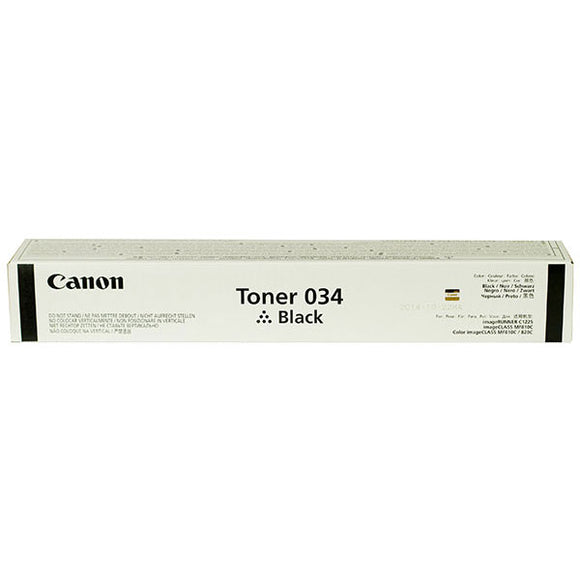 Canon 9454B001AA (CRG-034) Black Toner Cartridge (12,000 Yield) - Technology Inks Pro, LLC.