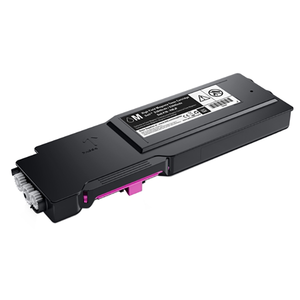 Dell C6DN5 High Yield Magenta Toner Cartridge (OEM# 593-BCBE) (9,000 Yield)