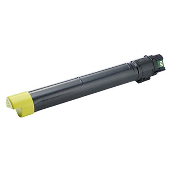 Dell JD14R High Yield Yellow Toner Cartridge (OEM# 332-1875) (15,000 Yield)