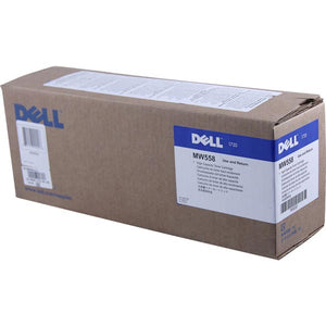 Dell MW558 High Yield Use and Return Toner Cartridge (OEM# 310-8700 310-8707) (6,000 Yield)
