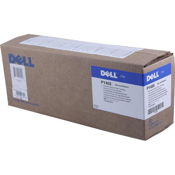 Dell PY408 Use and Return Toner Cartridge (OEM# 310-8699 310-8706) (3,000 Yield)