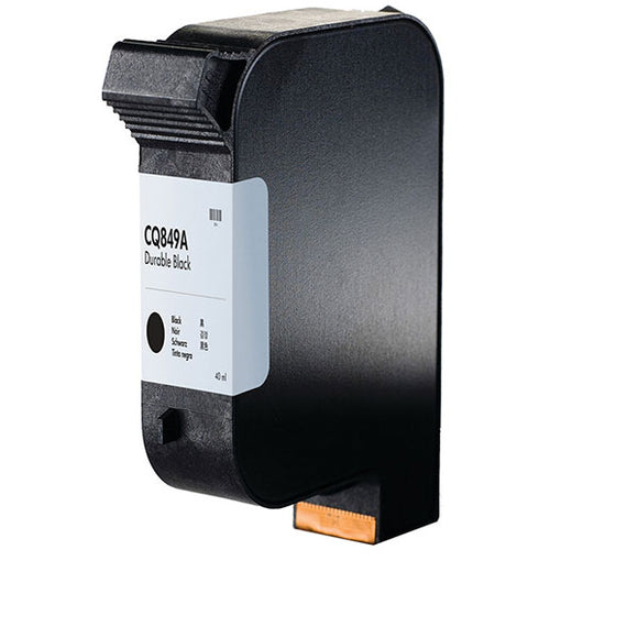 Hewlett Packard CQ849A (CQ849A) Durable Black Ink Cartridge (40 ml)