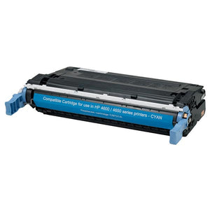 Katun KP40997 Performance Remanufactured Cyan Toner Cartridge (Alternative for HP C9721A 641A) (8,000 Yield)