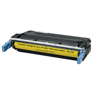 Katun KP40999 Performance Remanufactured Yellow Toner Cartridge (Alternative for HP C9722A 641A) (8,000 Yield)