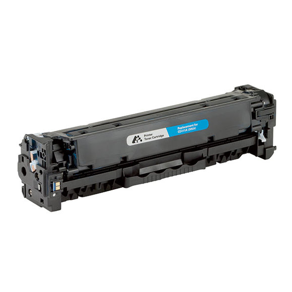 Katun KP43417 Performance Remanufactured Cyan Toner Cartridge (Alternative for HP CE411A 305A) (2,600 Yield)