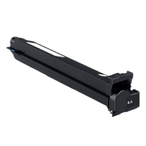 Konica Minolta A0TM130 (TN613K) Black Toner Cartridge (45,000 Yield)