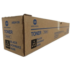 Konica Minolta A8DA130 (TN324K) Black Toner Cartridge (28,000 Yield)