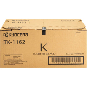 Kyocera TK-1162 Black Toner Cartridge (7,200 Yield)