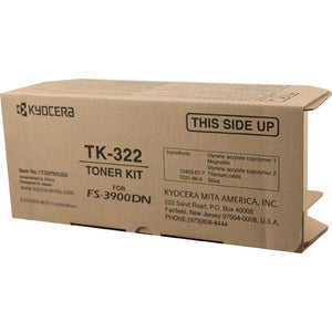 Kyocera TK322 Toner Cartridge (15,000 Yield)