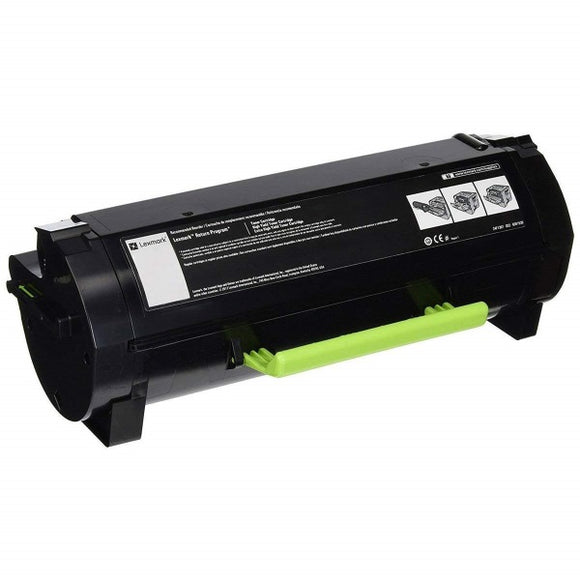 Lexmark 51B00A0 Regular Toner Cartridge (2,500 Yield)