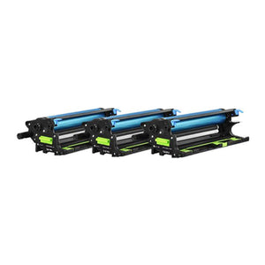 Lexmark 72K0Q00 Photoconductor 3-Pack (3 x 175,000 Yield) - Technology Inks Pro, LLC.