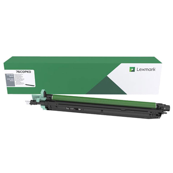 Lexmark 76C0PK0 Black Photoconductor Unit (100,000 Yield) - Technology Inks Pro, LLC.