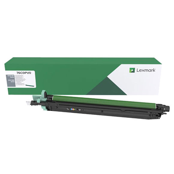 Lexmark 76C0PV0 CMY Photoconductor Unit (90,000 Yield) - Technology Inks Pro, LLC.