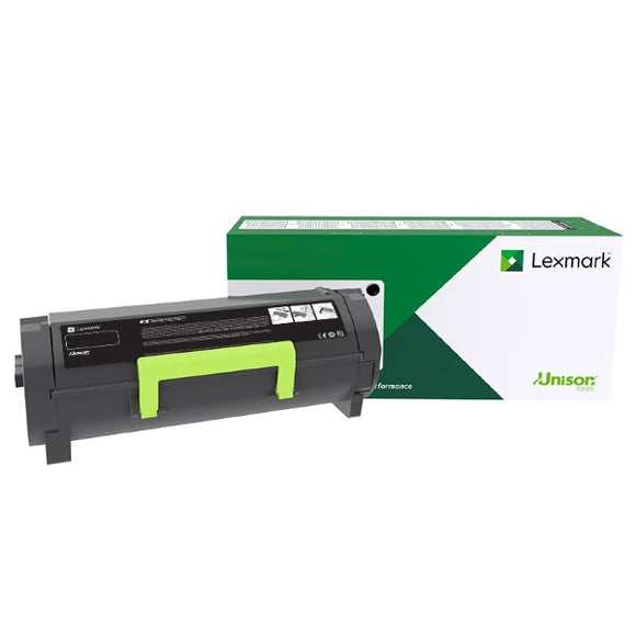 Lexmark B221H00 Black High Yield Return Program Toner Cartridge (3,000 Yield)