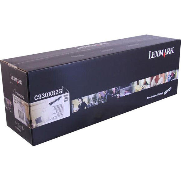 Lexmark C930X82G Photoconductor Single Pack for US Government (For Use in Cyan Magenta Yellow or Black) (53,000 Yield) (TAA Compliant Version of C930X72G) - Technology Inks Pro, LLC.