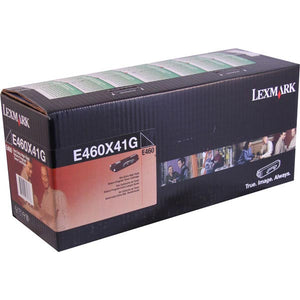 Lexmark E460X41G Extra High Yield Return Program Toner Cartridge for US Government (15,000 Yield) (TAA Compliant Version of E460X11A)