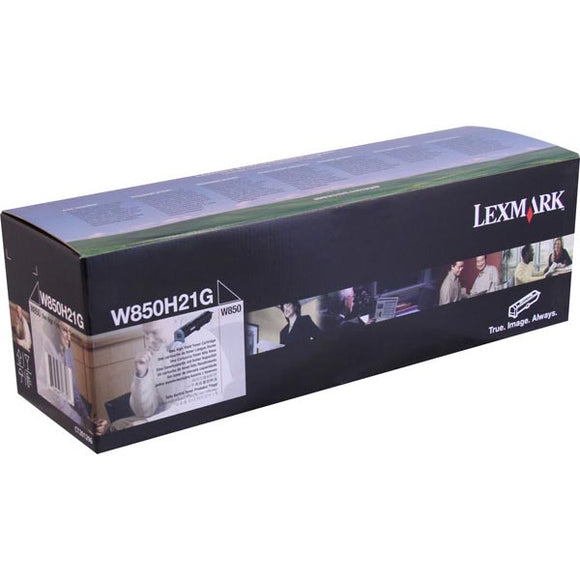 Lexmark W850H21G High Yield Toner Cartridge (35,000 Yield)
