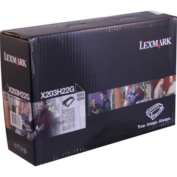 Lexmark X203H22G Photoconductor Kit (25,000 Yield)