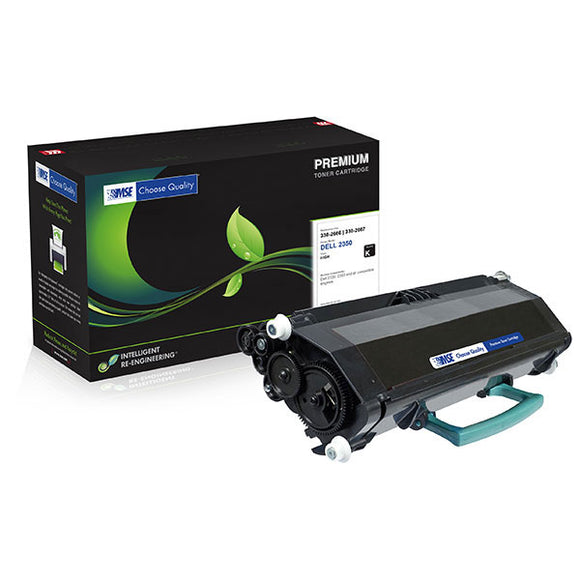 MSE MSE02702316 Remanufactured High Yield Toner Cartridge (Alternative for Dell 330-2666 DM253 330-2649 PK937) (6,000 Yield)
