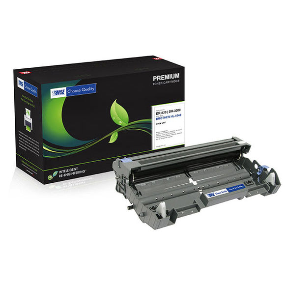 MSE MSE58036216 Remanufactured Imaging Drum (Alternative for Brother DR620) (25,000 Yield) - Technology Inks Pro, LLC.