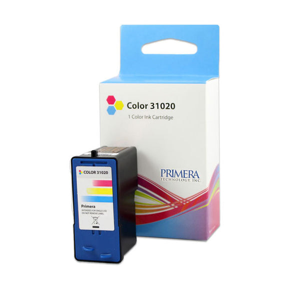 Primera 31020 Color Ink Cartridge