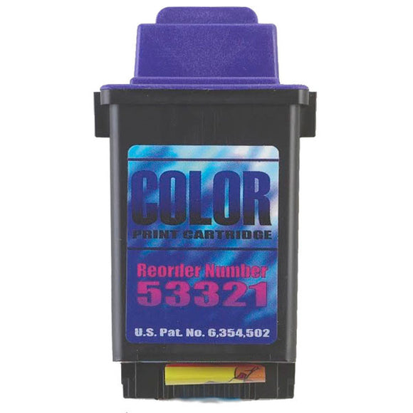 Primera 53321 Tri-Color Ink Cartridge (Yields 150 Full Image Discs)