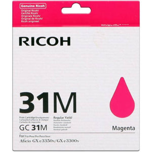 Ricoh 405690 Magenta Ink Cartridge (1,560 Yield)
